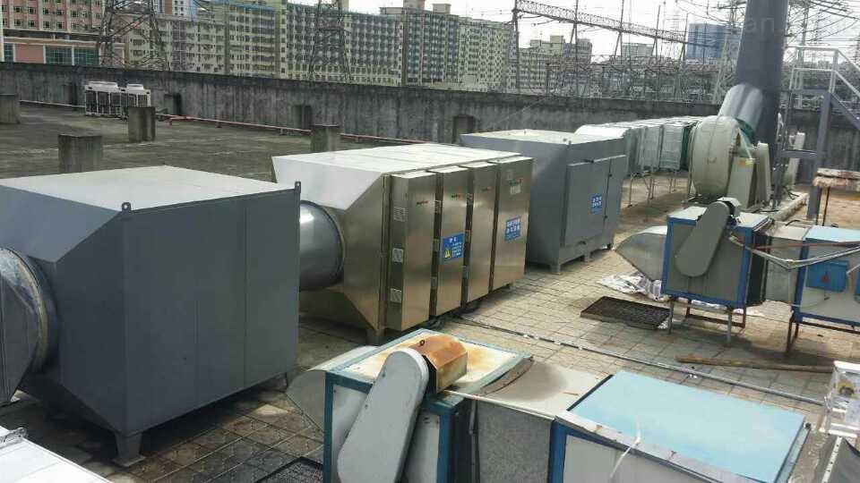 垃圾中转站除臭系统